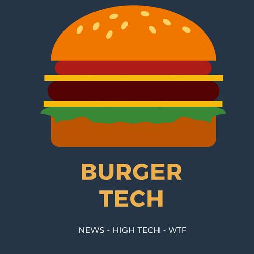 Burger Tech - 004 - Le MateBook X Pro a été inventé par Moby au Ghana via Météo France