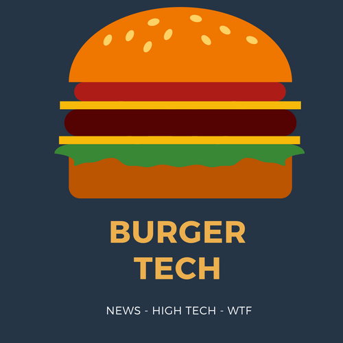Burger Tech - 040 - Cédric en mode beau gosse
